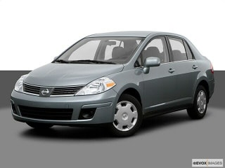 2008 Nissan Versa 1.8 S