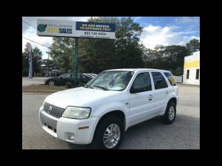 2006 Mercury Mariner Luxury