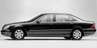 2002 Mercedes-Benz S-Class S 600