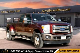 2015 Ford F-350 Super Duty King Ranch