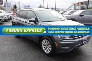 2020 Volkswagen Tiguan 2.0T S 4Motion