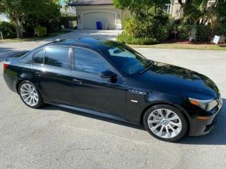 2006 BMW M5 Base