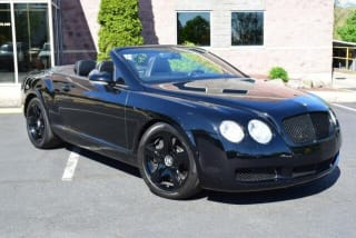 2007 Bentley Continental GTC GT