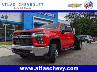 2020 Chevrolet Silverado 3500HD CC LT