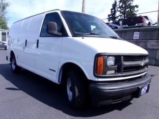 2002 Chevrolet Express Cargo 1500