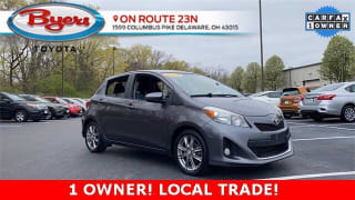 2014 Toyota Yaris 5-Door SE