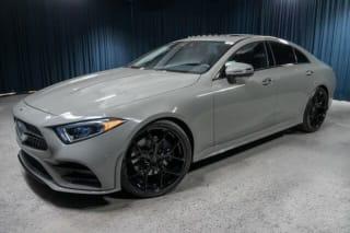 2021 Mercedes-Benz CLS CLS 450