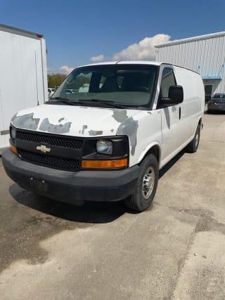 2010 Chevrolet Express Cargo 3500