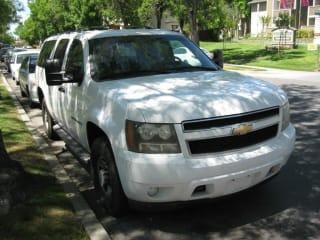 2007 Chevrolet Suburban LS 2500