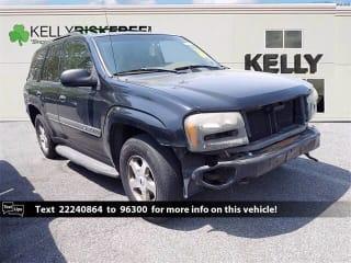2002 Chevrolet TrailBlazer LT