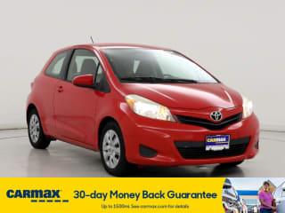 2012 Toyota Yaris 3-Door LE