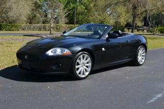 2009 Jaguar XK
