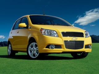 2010 Chevrolet Aveo Aveo5 LS