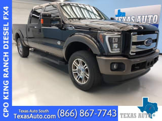 2016 Ford F-250 Super Duty King Ranch