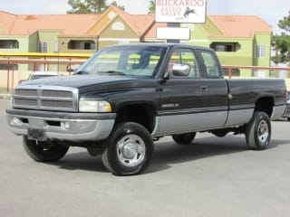 1996 Dodge Ram Pickup 2500 Laramie SLT