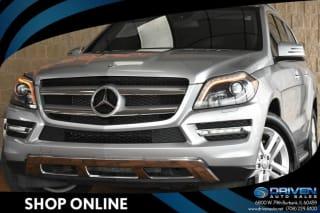 2013 Mercedes-Benz GL-Class GL 450 4MATIC