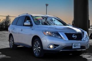2013 Nissan Pathfinder S