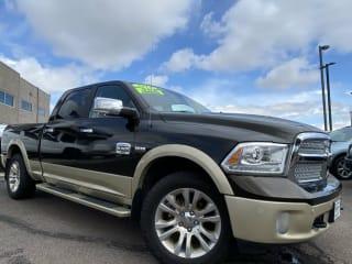 2014 Ram Pickup 1500 Laramie Longhorn