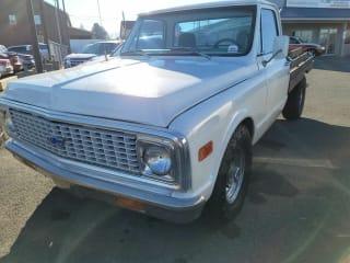 1972 Chevrolet Silverado 2500