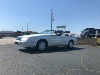 1989 Chrysler Le Baron Highline