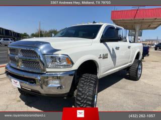 2016 Ram Pickup 2500 Laramie