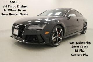 2015 Audi RS 7 AWD