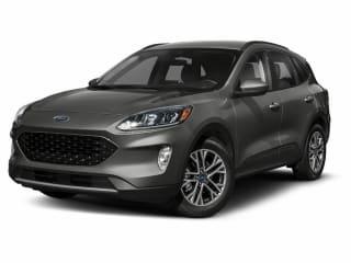 2021 Ford Escape Hybrid SEL