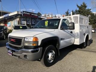 2005 GMC Sierra 3500 service body