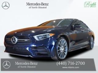 2019 Mercedes-Benz CLS AMG CLS 53 S