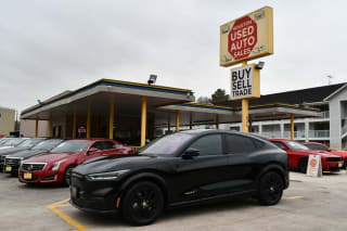 2021 Ford Mustang Mach-E California Route 1