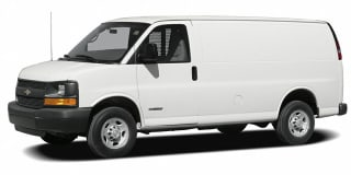 2006 Chevrolet Express Passenger LS 3500