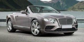 2016 Bentley Continental GTC V8 GT V8