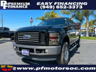 2009 Ford F-350 Super Duty FX4