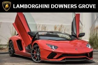 2018 Lamborghini Aventador LP 740-4 S