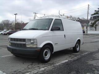 2000 Chevrolet Astro Cargo Base