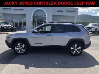 2020 Jeep Cherokee North Edition