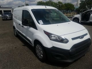 2016 Ford Transit Connect Cargo