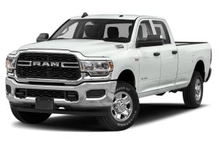 2021 Ram Pickup 3500 Tradesman