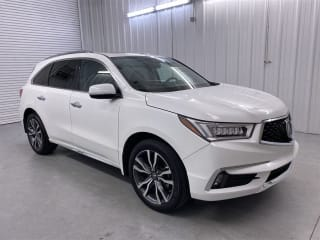 2020 Acura MDX SH-AWD w/Advance w/RES
