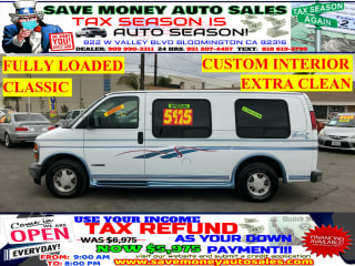 1997 Chevrolet Chevy Van CLASSIC>3RD ROW SEATING>EXTRA CLEAN