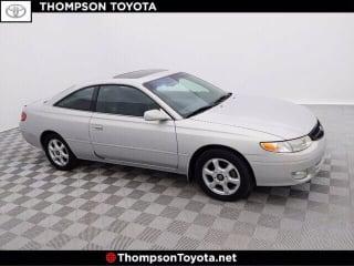 2001 Toyota Camry Solara SLE V6