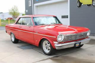 1964 Chevrolet Nova Nova II Hardtop