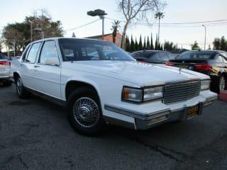 1988 Cadillac Fleetwood D'elegance