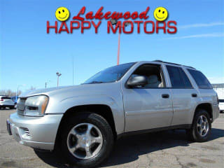 2008 Chevrolet TrailBlazer LS Fleet1