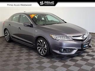 2018 Acura ILX w/Premium w/A-SPEC