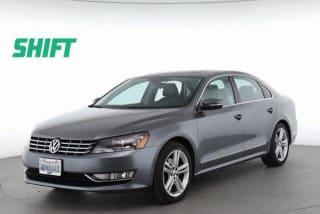 2015 Volkswagen Passat 1.8T SEL Premium PZEV