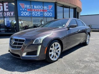 2014 Cadillac CTS 3.6L Premium Collection
