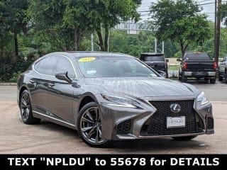 2019 Lexus LS 500 F SPORT