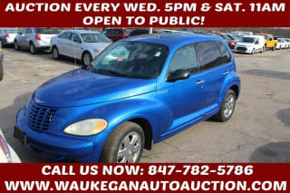 2003 Chrysler PT Cruiser Limited Edition