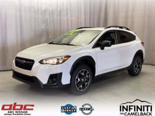 2018 Subaru Crosstrek 2.0i Base
